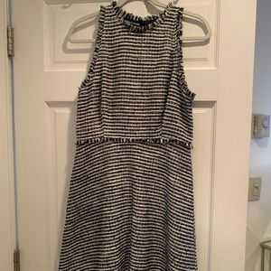 Zara Fit and Flare Dress
